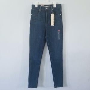 Levi's Mile High Super Skinny denim jeans 29